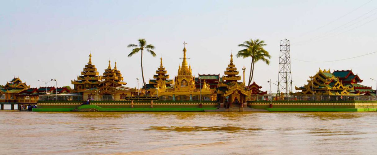 Yangon - Thanlyin - Yangon 3 days/ 2 nights