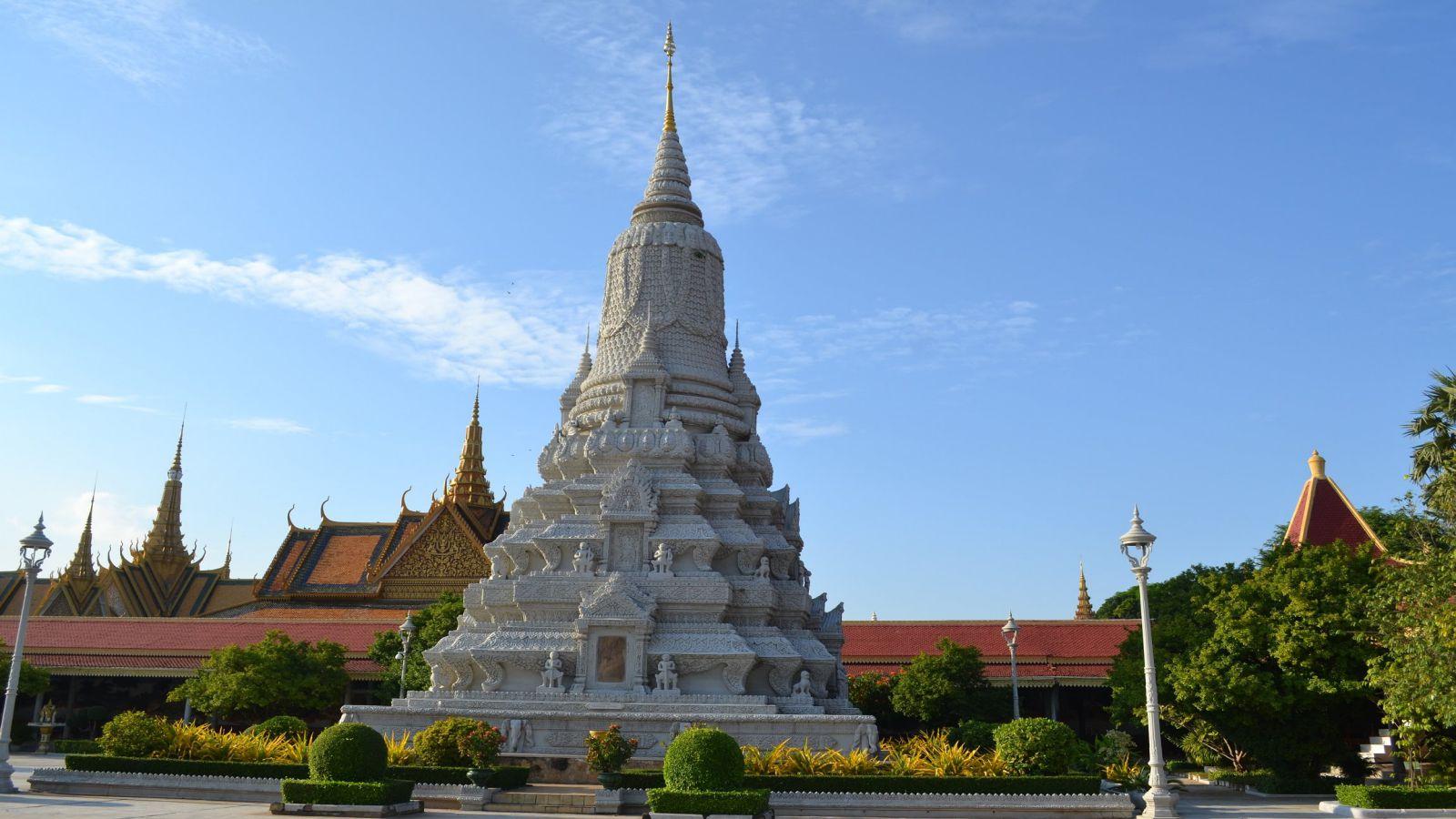 Phnom Penh City Tour 2 days/ 1 night bỏ