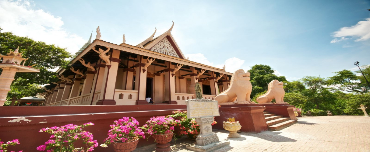Phnom Penh City Tour 2 days/ 1 night bỏ