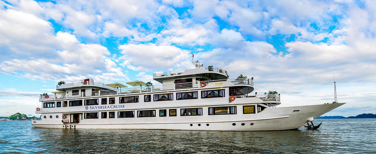 Halong Silversea Cruise 2 days/ 1 night