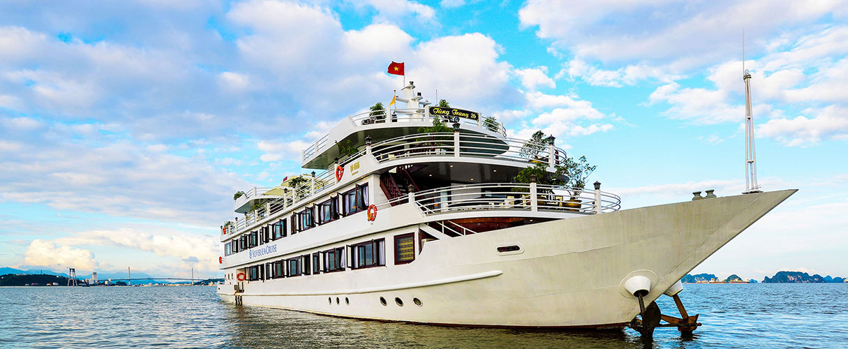Halong Silversea Cruise 3 days/ 2 nights