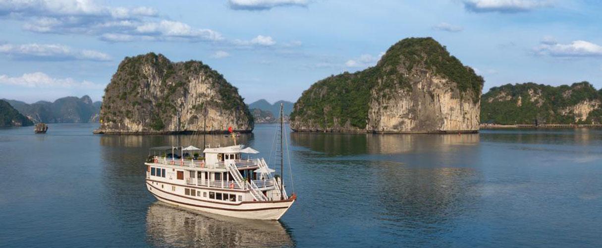 Flamingo Cruise Halong 2 days/ 1 night - Halong Bay Tours