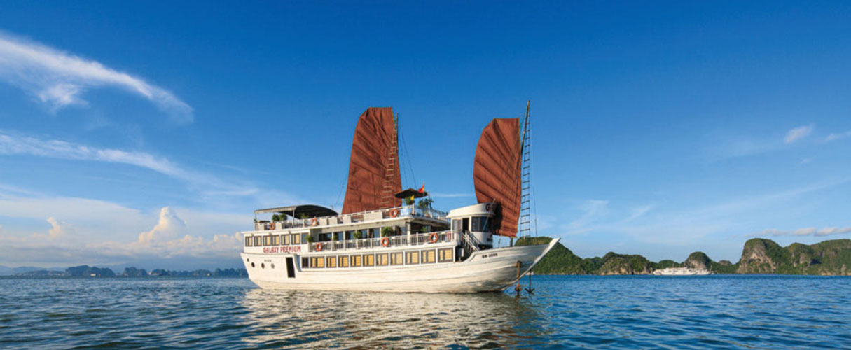 Flamingo Cruise Halong 3 days/ 2 nights
