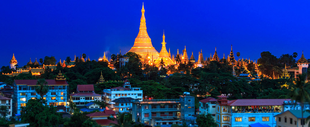 Yangon - Kyaikhtiyoe - Bago - Thanlyin 5 days/ 4 nights