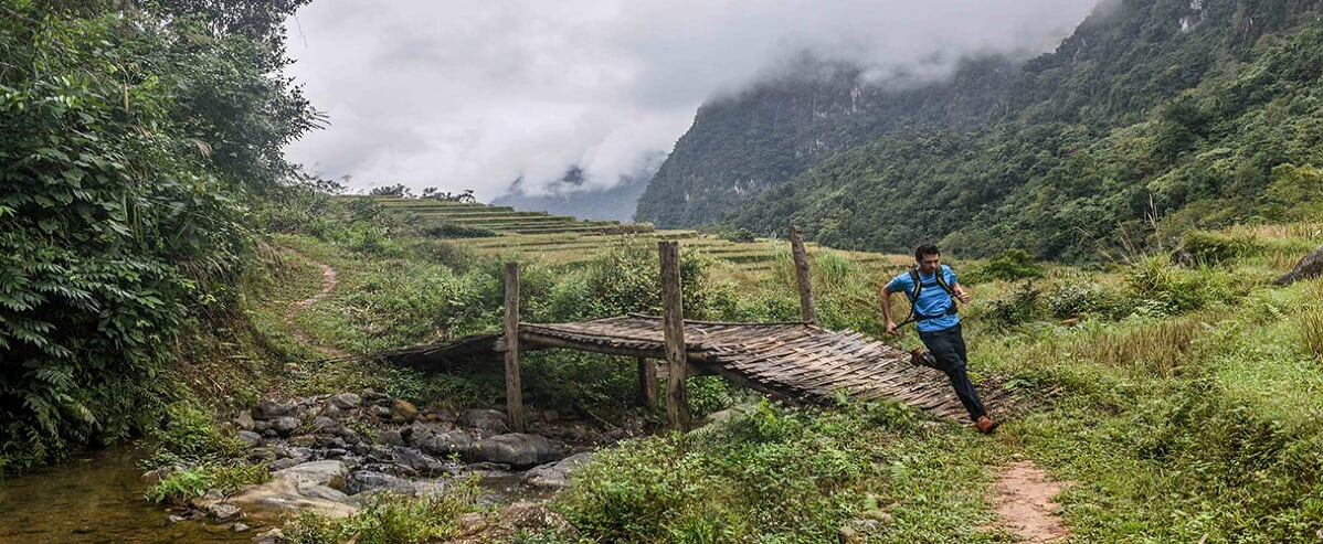 Mai Chau - Pu Luong 5 days Hard Trek
