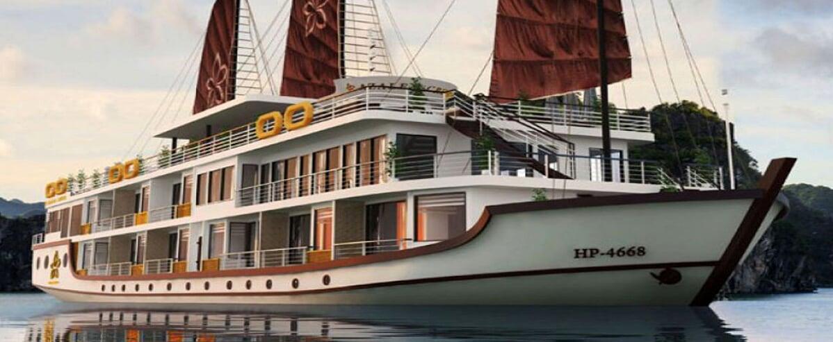 Azalea Cruise 2 days 1 night