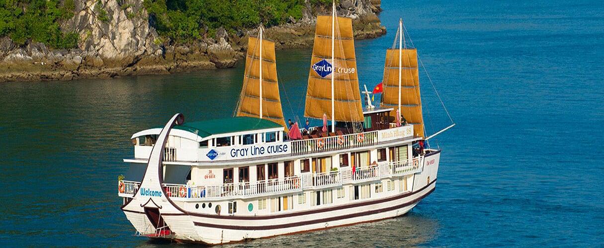 Fr-Grayline Cruise 3 days/ 2 nights