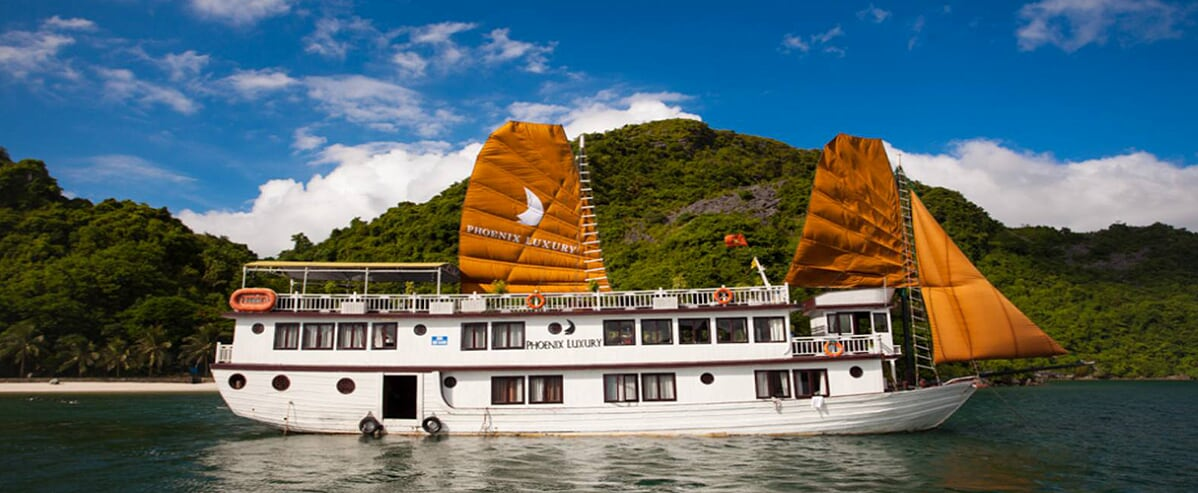 Halong Phoenix Cruiser 2 days/ 1 night