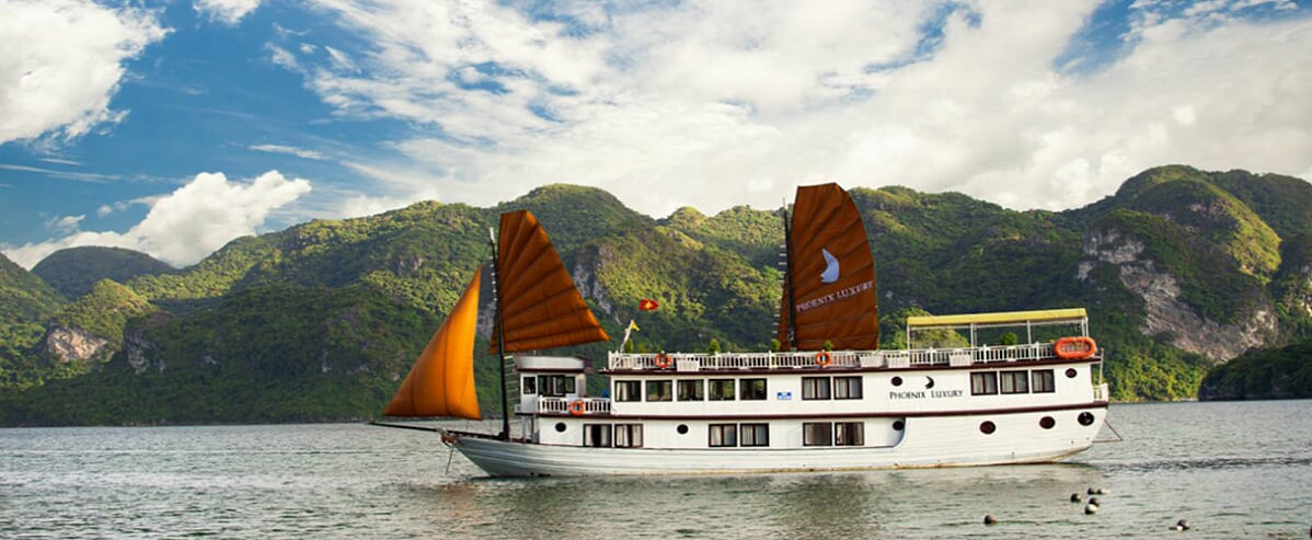 Halong Phoenix Cruiser 3 days/ 2 nights
