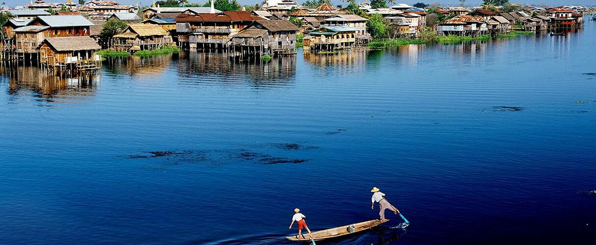 Yangon - Mandalay - Bagan - Inle 7 days