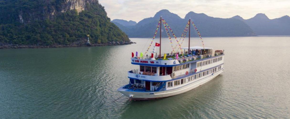 La Paci Cruise 2 days/ 1 night