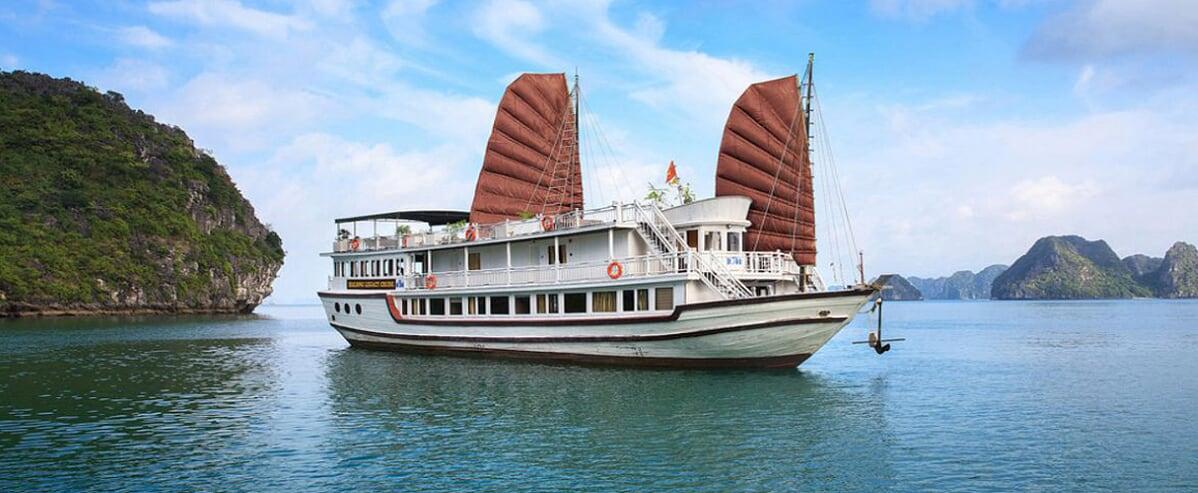 Legacy Cruise 2 days 1 night