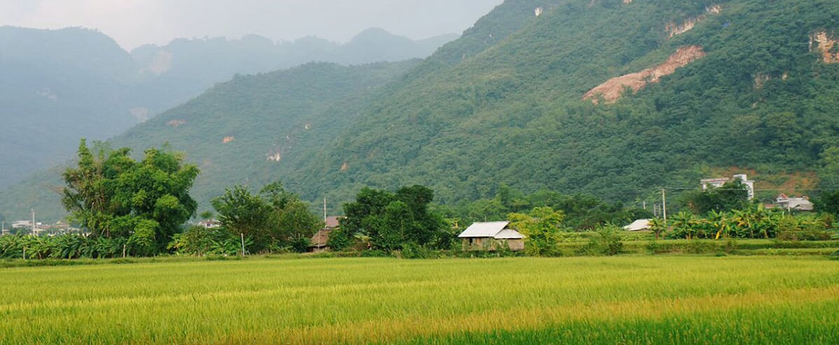 Mai Chau Valley Break 2 days