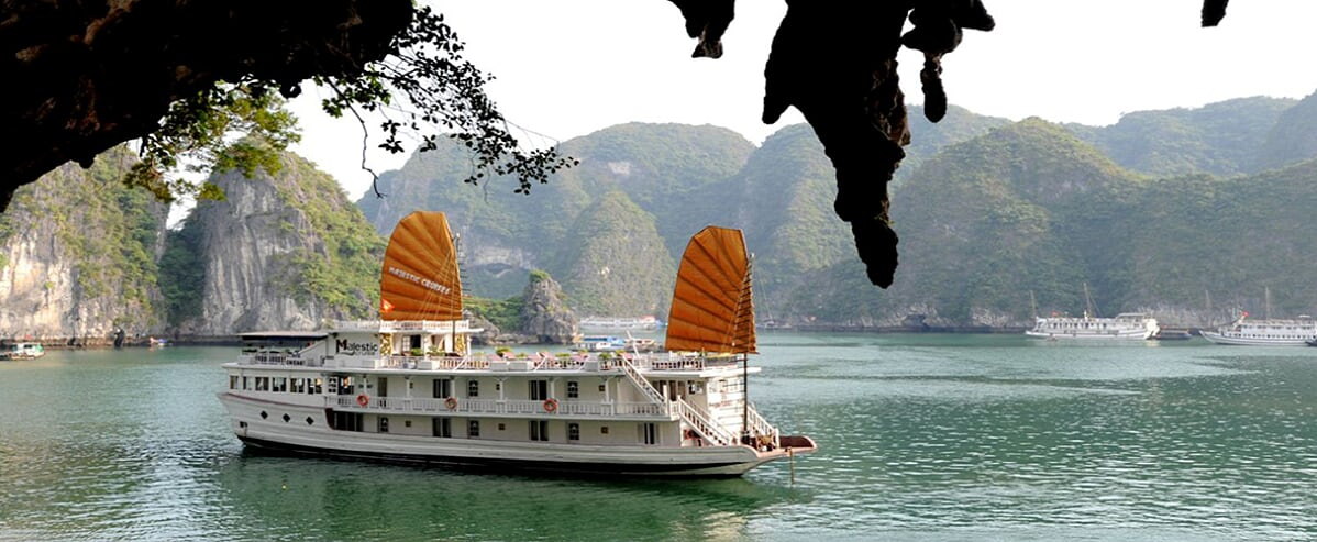 Halong Majestic Cruise 3 days/ 2 nights