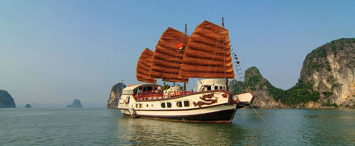 Red Dragon Cruise 2 days/ 1 night