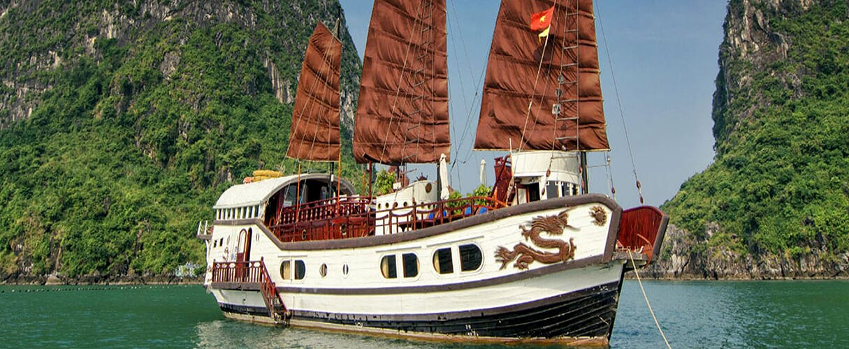 Red Dragon Cruise 3 days/ 2 nights