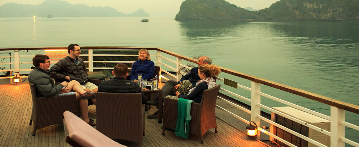 Apricot Premium cruise 3 days/ 2 nights