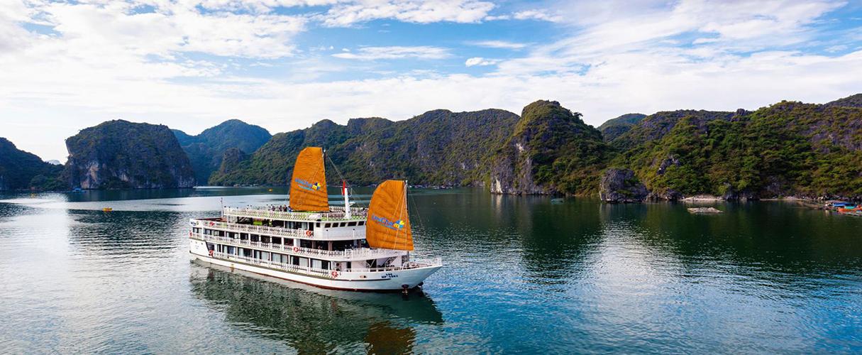 Unicharm cruise 2 days/ 1 night