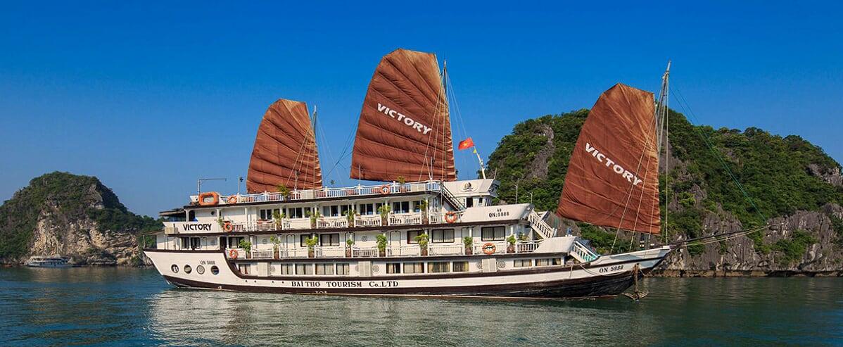Victory Cruise 2 days/1 night