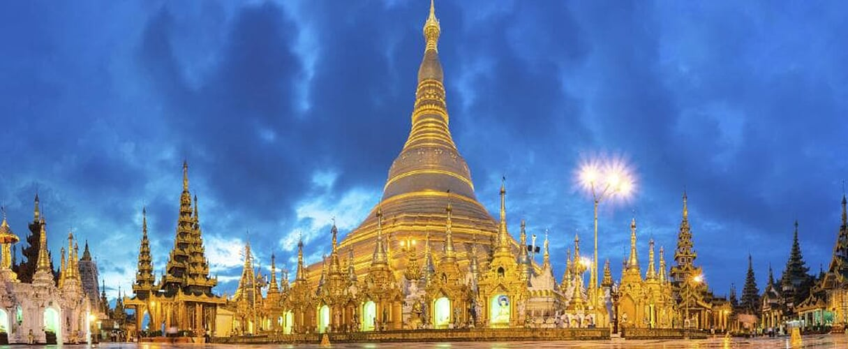 Taste Of Burma 6 Days