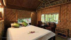 Private room + Bamboo Bungalow