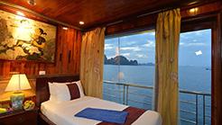 Deluxe Balcony Cabin