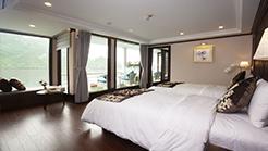 Triple Deluxe Ocean View Balcony