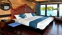 Deluxe Bay view + Private room