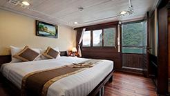 Deluxe Oceanview cabin