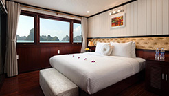 Deluxe - 2 nights on boat