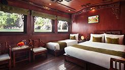 Deluxe triple (3 beds)