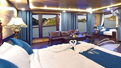 Suite Bay View + Private room