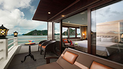 Terrace Suite with balcony