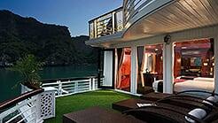 Balcony Family Executive suite