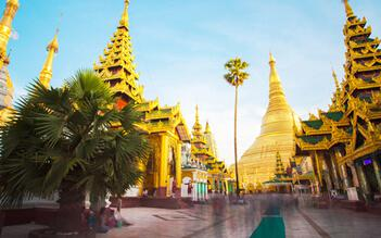 Yangon - Mandalay - Bagan - Inle 7 days