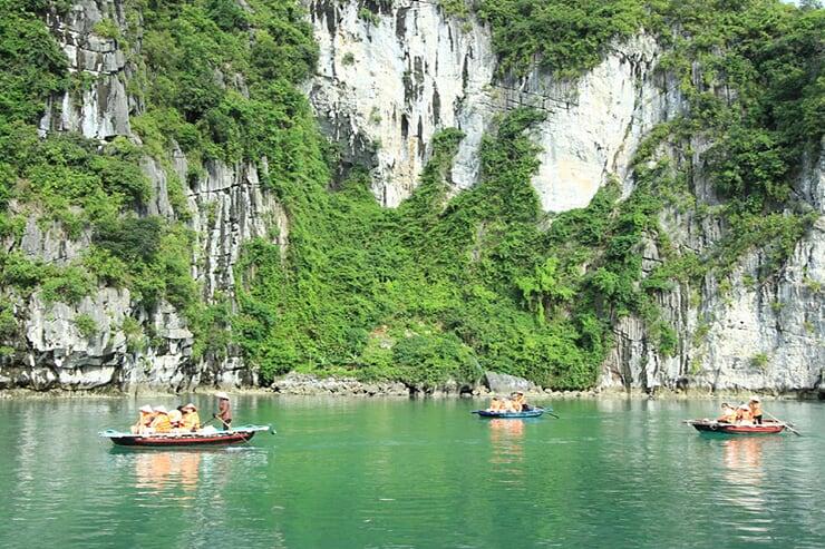 bamboo-boat