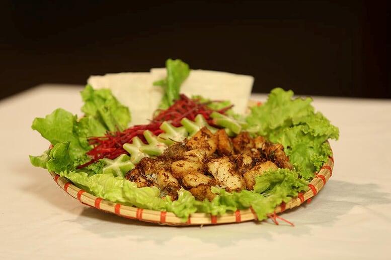food-restaurant-dragon-legend-cruise-2days-1night