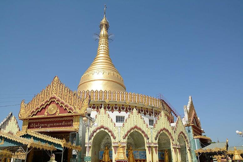 kaba-aye-pagoda-yangon-bagan-pindaya-inle-6-days