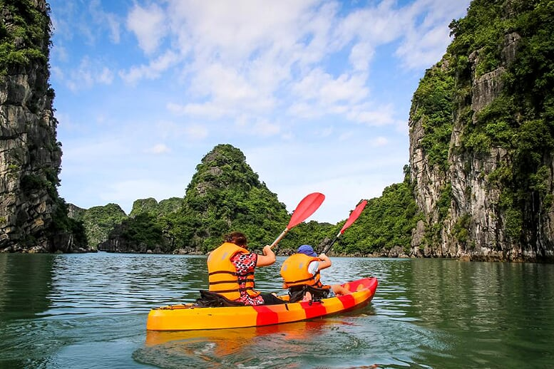 kayaking-signature-cruise-3 days-2-nights-4