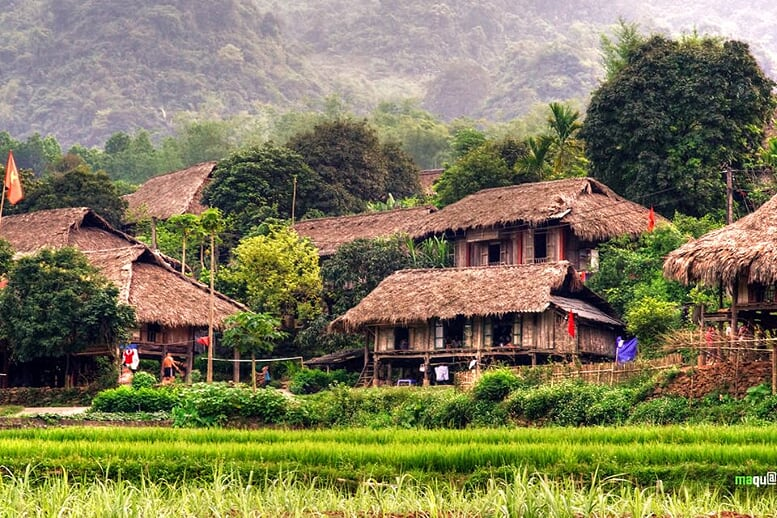 lac-village-combo-ninh-binh-mai-chau-halong-6days