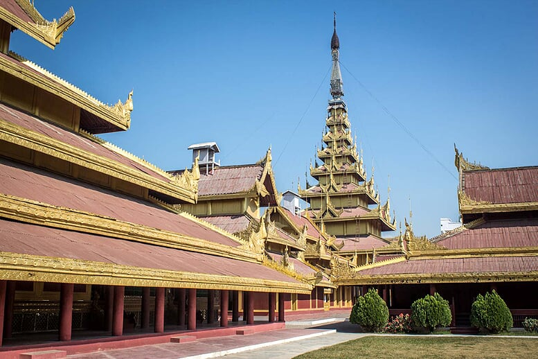 mandalay-royal-palace-yangon-bagan-pindaya-inle-6-days