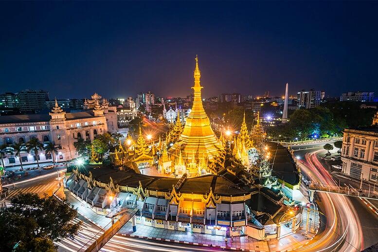 sule-pagoda-yangon-bagan-pindaya-inle-6-days