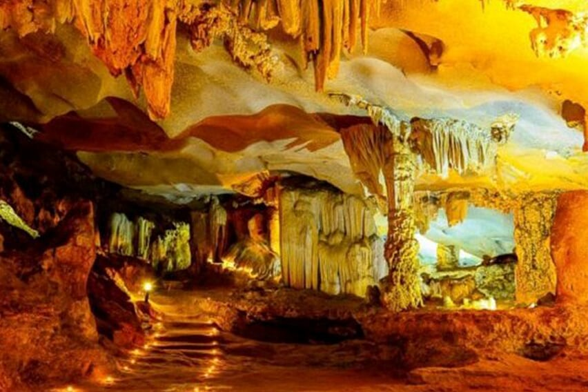 thien-canh-son-cave-l'amour-junk-3-days-2-nights