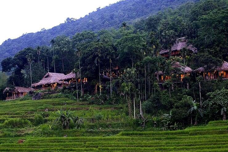 Mai Chau - Pu Luong 3 days trekking