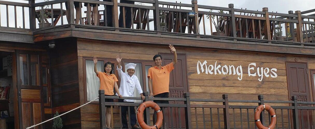 Mekong Eyes Explorer 4D3N Phnom Penh - Saigon