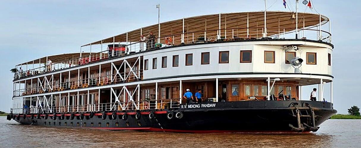 Jayavarman Cruise 8 days Siem Reap - Saigon (Mid Sep – Dec)