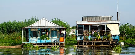 Mekong Delta tour 2 days by Speedboat