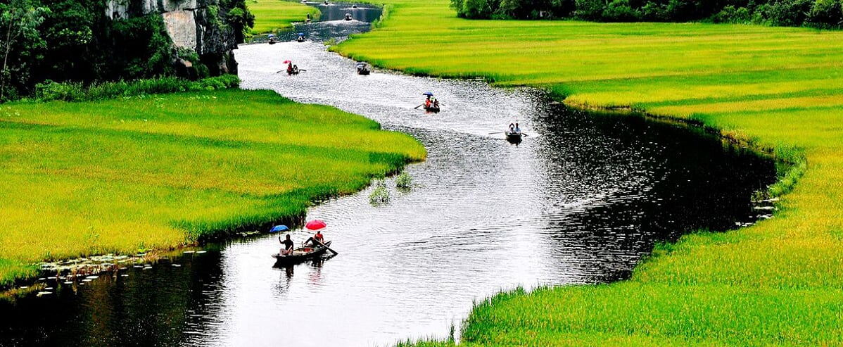 Hoa Lu - Tam Coc Luxury Day Tour