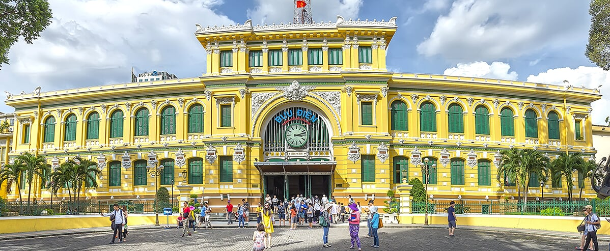 Ho Chi Minh City Tour (Full day)
