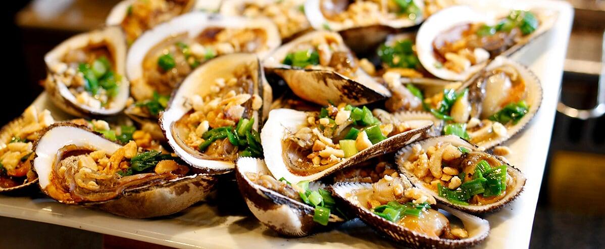 Ho Chi Minh Vespa Night Street Food Tour
